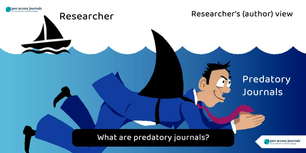 What are predatory journals?