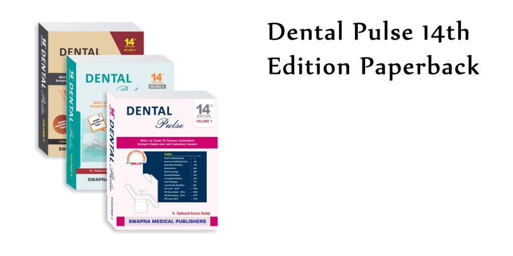 Dental Pulse 14th Edition Paperback