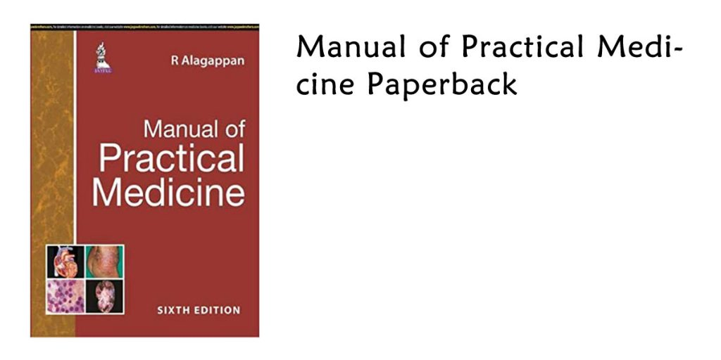 Manual of Practical Medicine Paperback